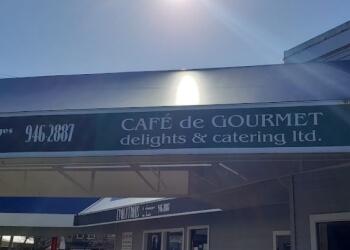 Delta caterer Cafe De Gourmet Delights & Catering Ltd.
