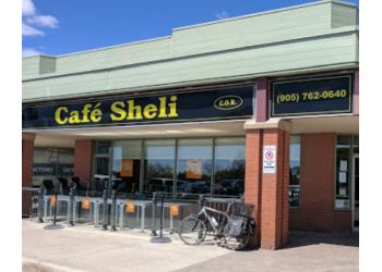 Vaughan cafe Cafe Sheli