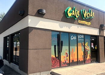 Lethbridge mexican restaurant Cafe Verde Mexican Grill