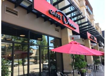 Burnaby cafe Caffe Divano