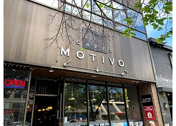 Kamloops cafe Caffe Motivo