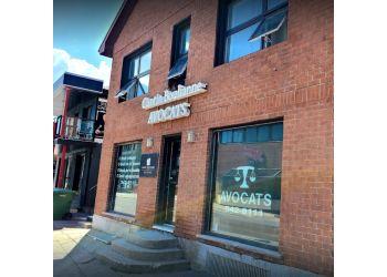 Saguenay business lawyer Cain Lamarre
