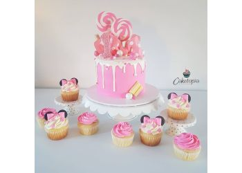 Saskatoon cake Caketopia Custom Cakes