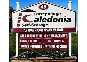 Moncton storage unit Caledonia Self Storage