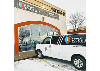 Calgary locksmith Calgary Lock & Safe