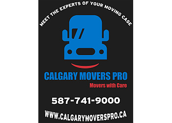 Calgary moving company Calgary Movers Pro