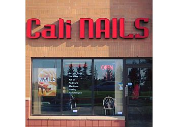 Sherwood Park nail salon Cali Nails