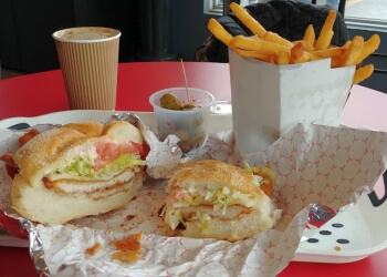 Mississauga sandwich shop California Sandwiches