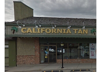 Calgary tanning salon California Tan