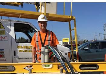 Welland electrician Call Us Electric Ltd.