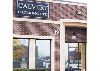 Pickering caterer Calvert Catering Ltd.