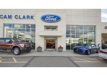 North Vancouver car dealership Cam Clark Ford Lincoln