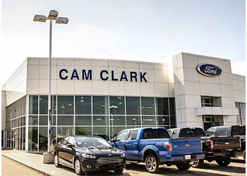 Red Deer car dealership Cam Clark Ford
