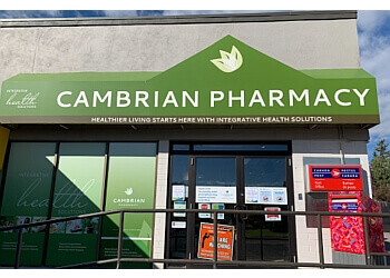 Calgary pharmacy Cambrian Pharmacy