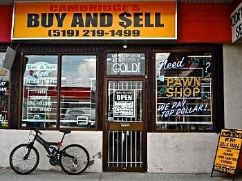 Cambridge pawn shop Cambridge's Buy & Sell Inc.