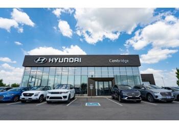 Cambridge car dealership Cambridge Hyundai