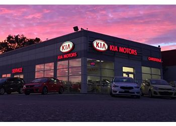 Cambridge car dealership Cambridge Kia