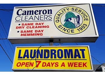 Cape Breton dry cleaner Cameron Cleaners