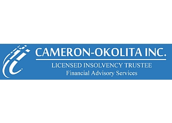 Airdrie licensed insolvency trustee Cameron-Okolita Inc.