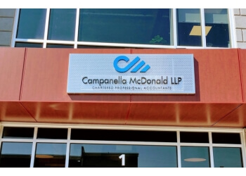 Oakville accounting firm Campanella McDonald LLP