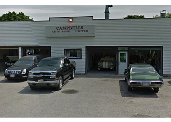 Belleville auto body shop Campbell's Auto Shop Ltd.