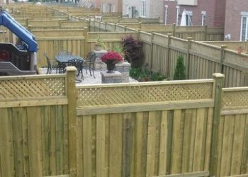 Stouffville fencing contractor Can Do Fence & Deck