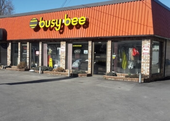 Canada Way Busy Bee Burnaby Dry Cleaners