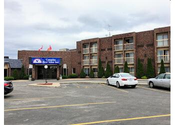 Welland hotel Canadas Best Value Inn