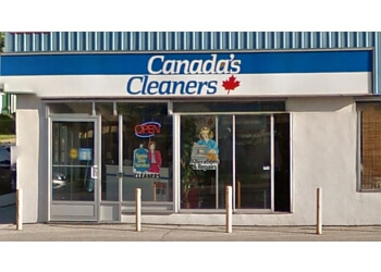 London dry cleaner Canada's Cleaners