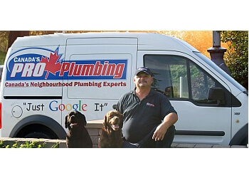St Catharines plumber Canada's Pro Plumbing