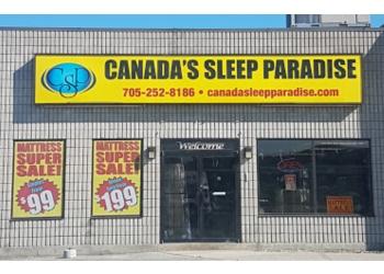 Barrie mattress store Canada's Sleep Paradise