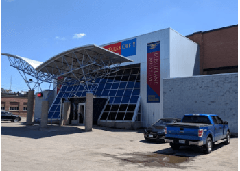 Sault Ste Marie places to see Canadian Bushplane Heritage Centre