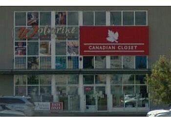 Red Deer custom cabinet Canadian Closet