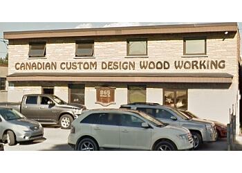 Oshawa custom cabinet Canadian Custom Design