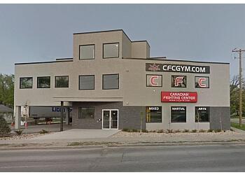Winnipeg martial art Canadian Fighting Center