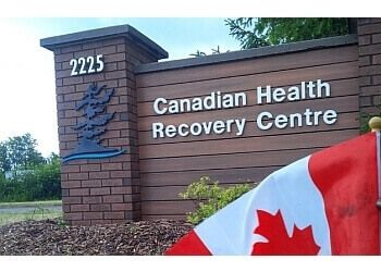 Peterborough addiction treatment center Canadian Health Recovery Centre