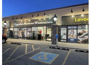 Calgary mattress store Canadian Mattress Wholesalers