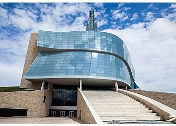 Winnipeg places to see Canadian Museum for Human Rights