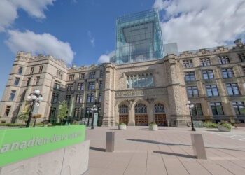 Ottawa places to see Canadian Museum of Nature