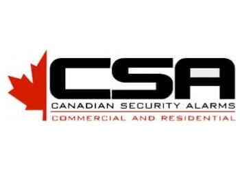 Barrie security system Canadian Security Alarms Inc.
