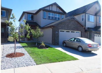Moncton landscaping company Canadian Soil Landscaping