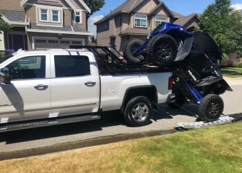 Delta towing service Canadian Towing