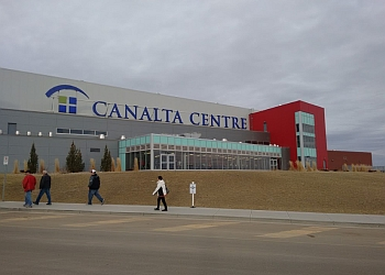 Medicine Hat places to see Canalta Centre