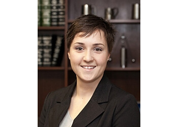 Belleville divorce lawyer Candice Pilgrim