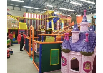 Vaughan amusement park Candyland Indoor Play Centre