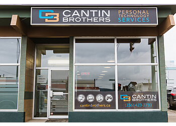 Prince George computer repair Cantin Brothers