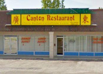 Sarnia chinese restaurant Canton Restaurant