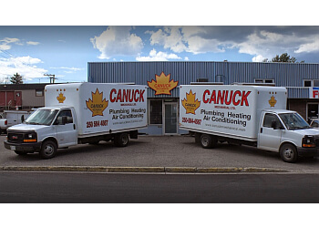 Prince George hvac service Canuck Mechanical Ltd.
