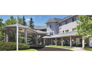 Calgary retirement home Canyon Meadows