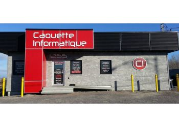 Saguenay computer repair Caouette Informatique Inc.